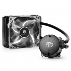 Water Cooler Gamer Storm Maelstrom DeepCool 120T, LED White 120mm, Intel-AMD, DP-GS-H12RL-MS120TWF