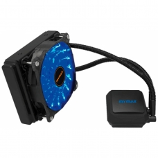 Water Cooler Mymax Algor, LED Blue 120mm, Intel-AMD, MYC-FC-V2