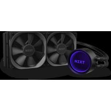 Water Cooler NZXT Kraken X53, RGB 240mm, INTEL/AMD, RL-KRX53-01