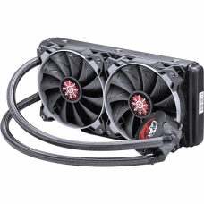 Water Cooler PCyes Sangue Frio, 240mm, Intel-AMD, PWC240H40PTSL