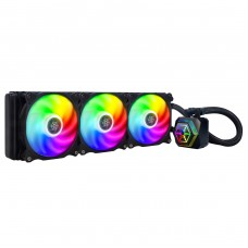 Water Cooler SilverStone PF360-ARGB, 360mm, Intel-AMD, SST-PF360-ARGB