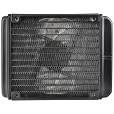 Water Cooler Thermaltake 3.0 X120, Red 120mm, Intel-AMD, CL-W159-PL12RE-B