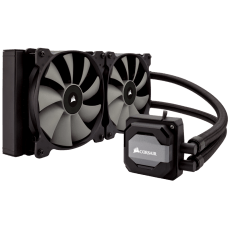 Water Cooler Corsair H110I, 280mm, Intel-AMD, CW-9060026-WW
