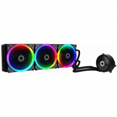 Water cooler GameMax Iceberg 360, Rainbow 360mm, Intel-AMD