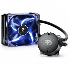 Water Cooler Gamerstorm DeepCool Maelstrom 120T, LED Blue 120mm, Intel-AMD, DP-GS-H12RL-MS120T
