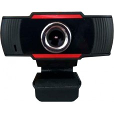 Webcam BrazilPc CM310, Microfone, Full HD, 1080P