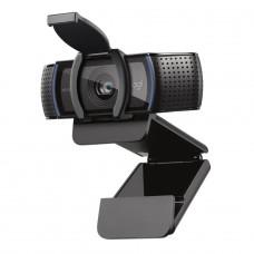 Webcam Logitech C920e, Full HD 1080p, Black, 960-001360
