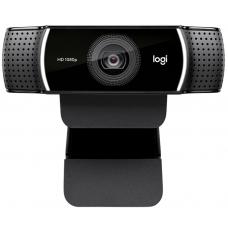 Webcam Logitech C922 Pro Stream Full HD 1080p, 960-001087