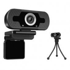 Webcam Loosafe 5MP Full HD 1080p, Microfone, C/ Tripé, LS-F36-1080P, Open Box
