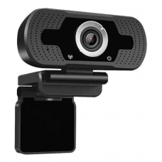 Webcam Loosafe 5MP Full HD 1080p, Microfone, C/ Tripé, LS-F36-1080P